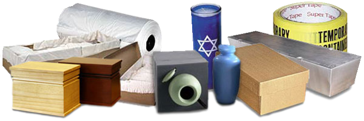 National Mortuary Supply Products
